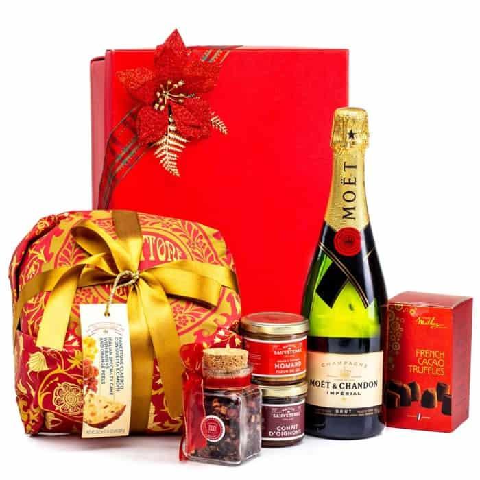 Coș cadou 18CG7 - Special Red Gift