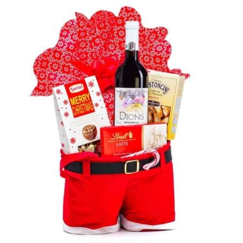 Coș cadou 19CB1 Santa