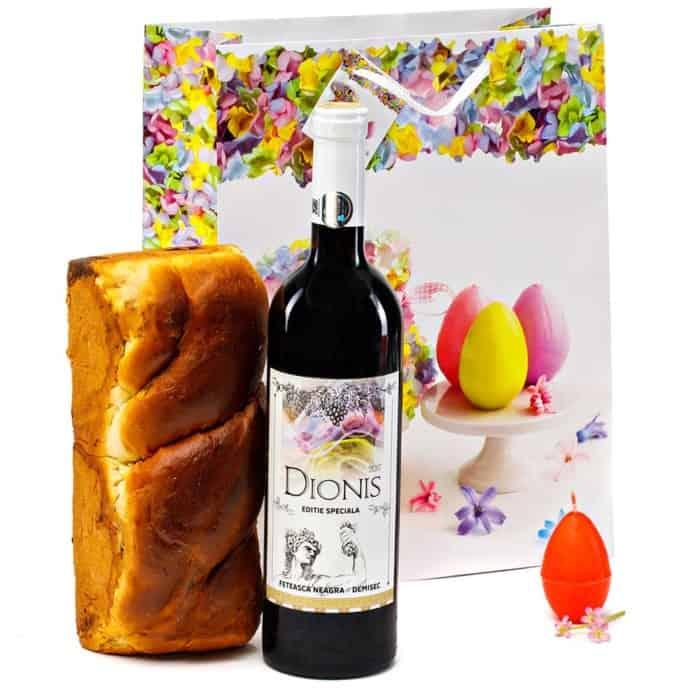 Coș cadou 19PB2 – Easter