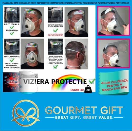 Viziera protectie