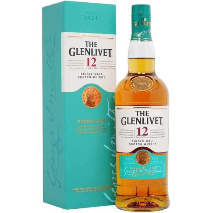 GLENLIVET 12 ANI 700ML