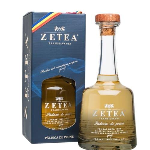 Pălincă de Prune ZETEA 700ML - 40% ALC
