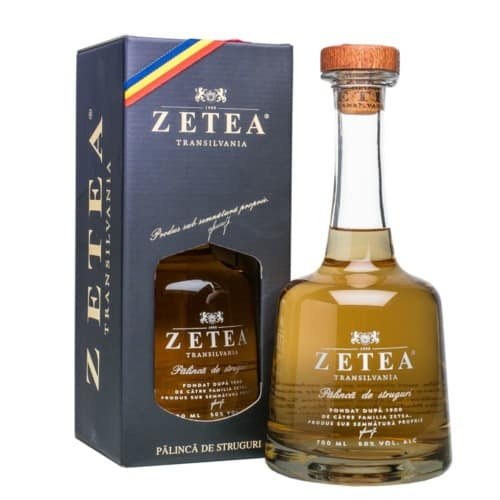 Pălincă de Struguri ZETEA 700ML