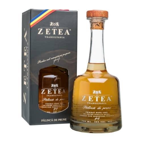 Pălincă de Prune ZETEA  700ML - 50% ALC