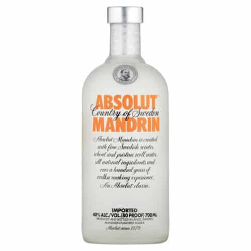 ABSOLUT MANDARIN 700ML