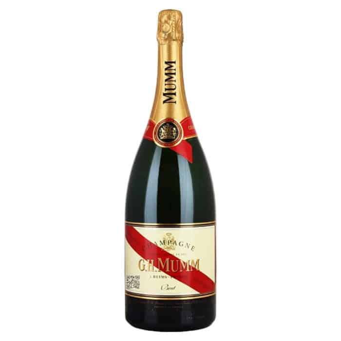 SAMPANIE MUMM CORDON ROUGE BRUT 750 ML