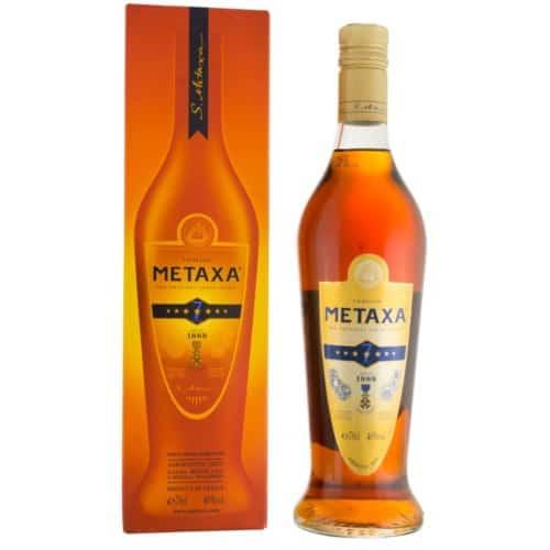 METAXA 7 STELE 0.7L