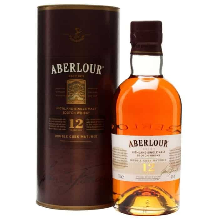 ABERLOUR 12 ANI DOUBLE CASK MATURED 0.7L