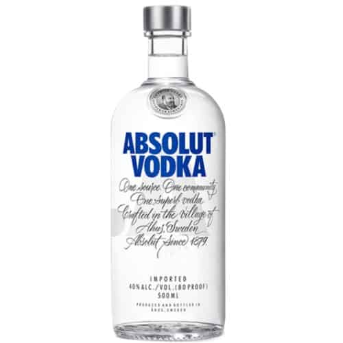ABSOLUT BLUE 0.5L