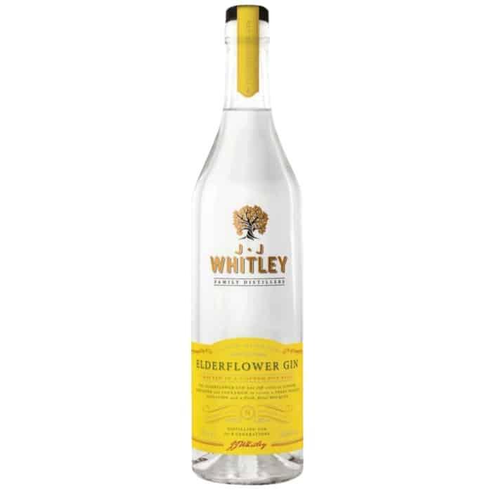 JJ WHITLEY GIN ELDERFLOWER 0.7L