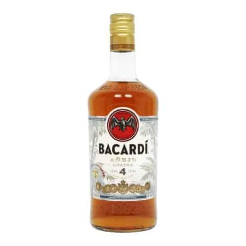 BACARDI ANEJO CUATRO - 0.7L