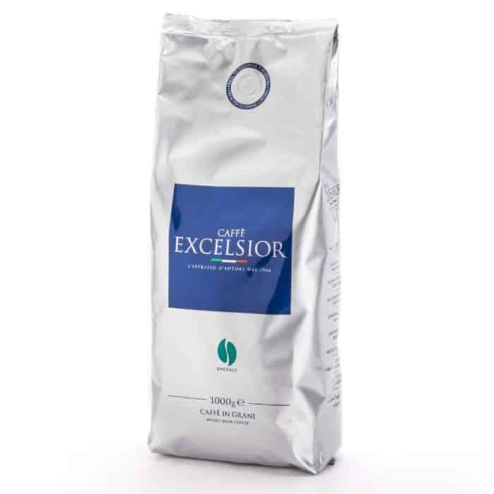 Cafea boabe Excelsior - Gem Line Emerald, 50% Arabica, 1 Kg