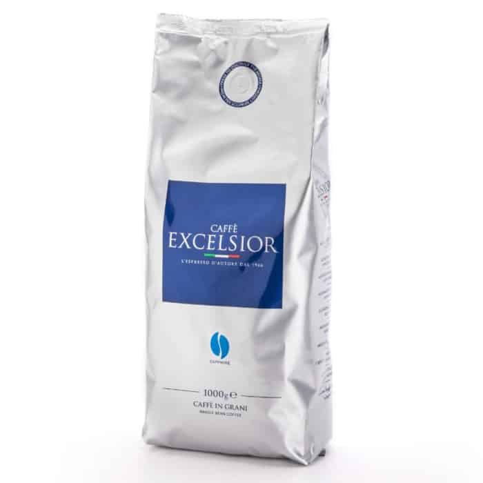 Cafea boabe Excelsior - Gem Line Sapphire, 40% Arabica, 1 Kg