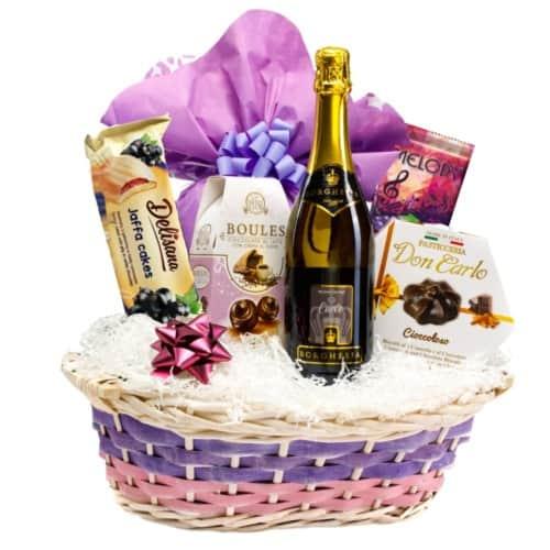 Pachet Cadou Purple Gift - 20CB25