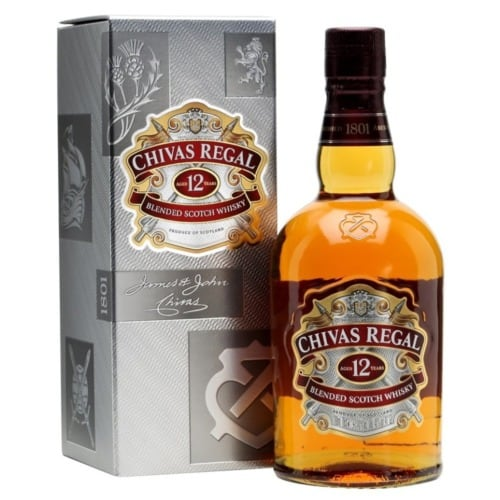 CHIVAS REGAL 12 ANI 700 ML